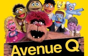 Avenue Q's Puppets