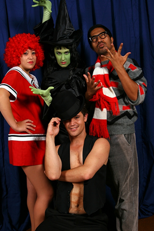 Forbidden Broadway Auckland