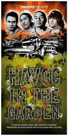 Massive Company presents Havoc in the Garden