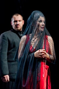 Robyn Malcom as Mary Stuart