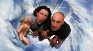 The Umbilical Brothers Heaven by Storm