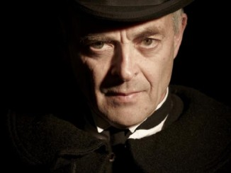 "David Aston as Dr Gull -  ""a doctor with an unhealthy fascination with a woman's mind"""