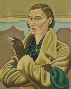 Rita Angus Self-Portrait