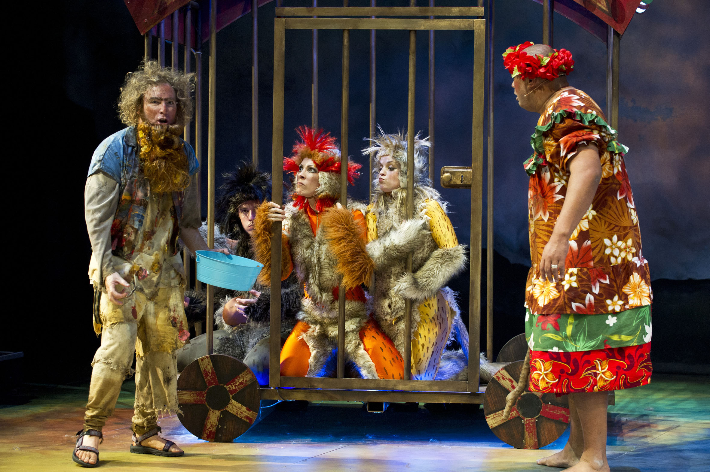 REVIEW: The Twits (Auckland Theatre Company) « Theatre ...