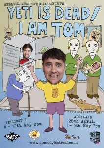 Yeti is Dead / I am Tom
