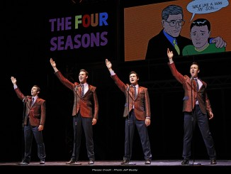 Jersey Boys Auckland