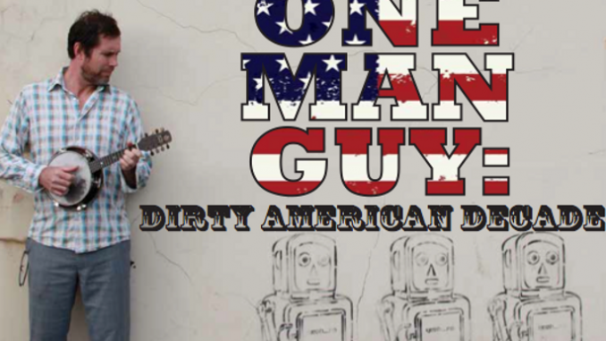 review one man guy dirty american decade the basement theatre