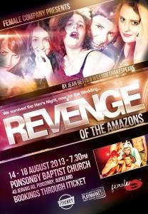 Revenge of the Amazons