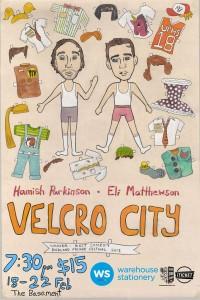 Velcro City