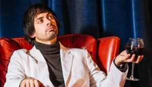 Red Wine, best served with Marcel Lucont