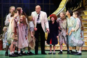We love you Daddy Warbucks