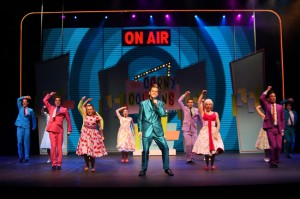The only thing better than Hairspray...? Hairspray on stage!