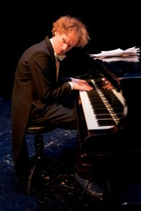 Thomas Monckton is The Pianist