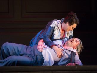 Orla Boylan (Tosca) and Simon O'Neill's (Cavaradossi) performances are truly electrifying.