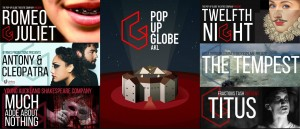 The Pop Up Globe