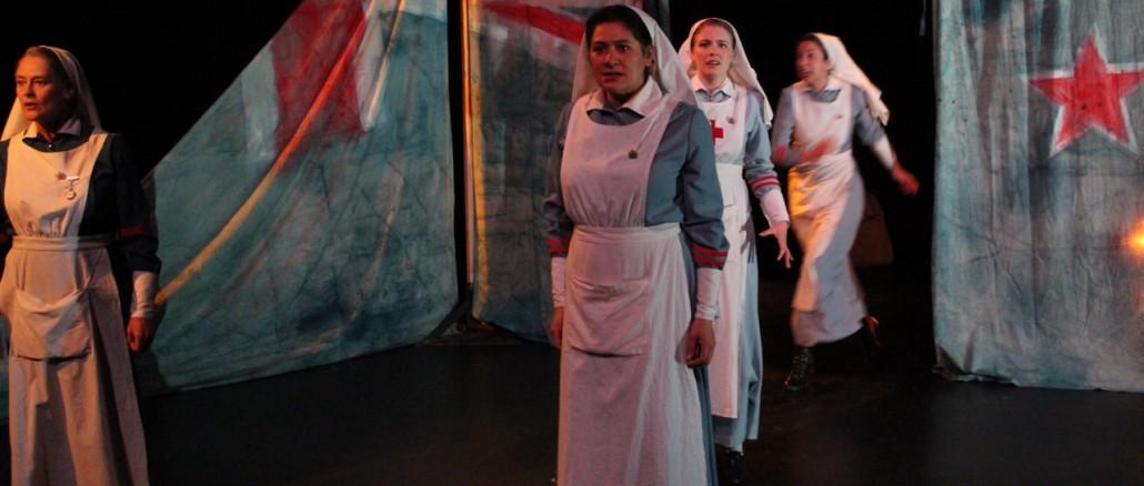 Sister Anzac by Geoff Allen