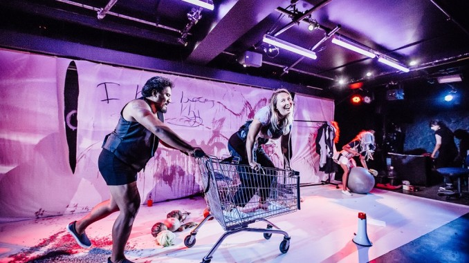 The Supermarket Genre was very popular in Auckland Fringe 2017
