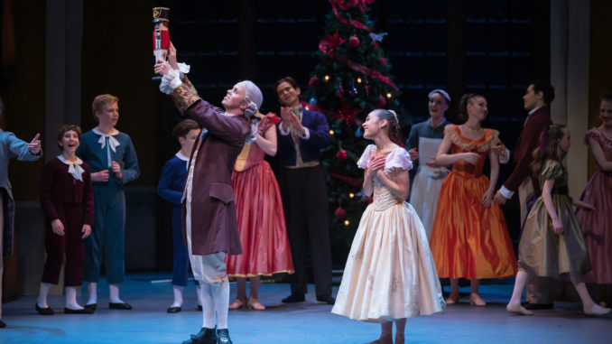 A Nutcracker Christmas Cast.Review The Nutcracker Rnzb Theatre Scenes Auckland
