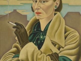 Rita Angus Self-Portrait